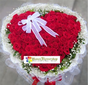 send flowers on valentine