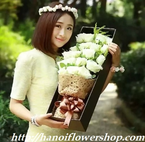 Send flowers to hanoi